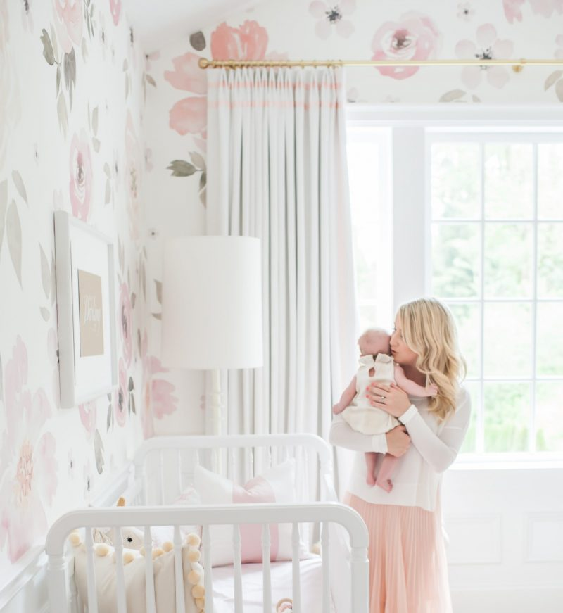 Monika Hibbs Nursery Drapery