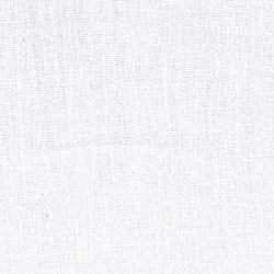 100% Linen Colour: White
