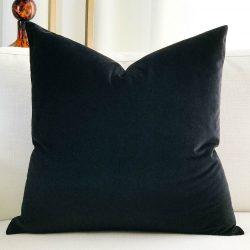 Toss Pillow Swatch: Lush Midnight