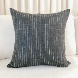 Toss Pillow Swatch: Strikethrough Stripe