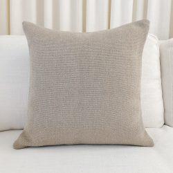 Toss Pillow Swatch: Terre
