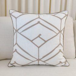 Toss Pillow Swatch: Rumour