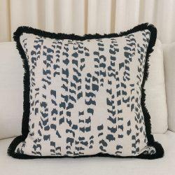 Toss Pillow Swatch: Animal Spots