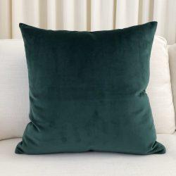 Toss Pillow Swatch: Lush Velvet Hunter