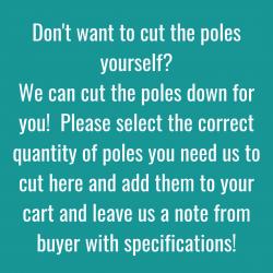 Pole Cutting Fee