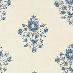 Beatrice Bouquet Blue Swatch